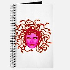 Cute Head medusa Journal