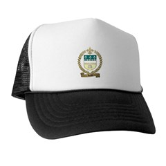 GUILLET Family Crest Trucker Hat
