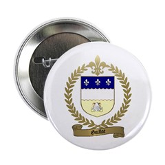 GUILLOT Family Crest Button