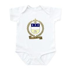 GUILLOT Family Crest Infant Creeper