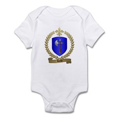 HACHE Family Crest Infant Creeper