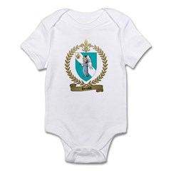 HENAUD Family Crest Infant Creeper