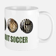 Wild About Soccer Mug