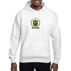 HENRI Family Crest Hooded Sweatshirt