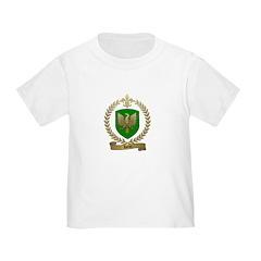 HENRI Family Crest T