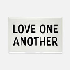 Love One Rectangle Magnet