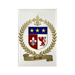 HERAUT Family Crest Rectangle Magnet (100 pack)