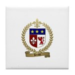 HERAUT Family Crest Tile Coaster