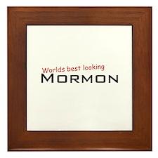 Best Mormon Framed Tile