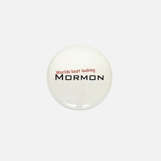 Best Mormon Mini Button