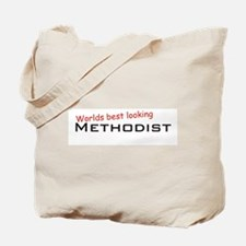 Best Methodist Tote Bag