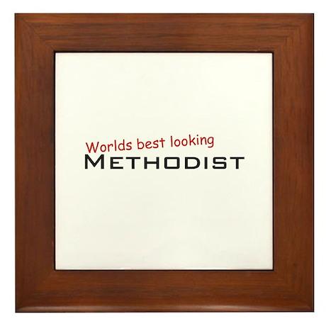 Best Methodist Framed Tile