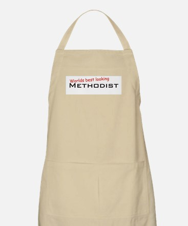 Best Methodist BBQ Apron