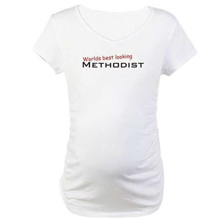 Best Methodist Maternity T-Shirt