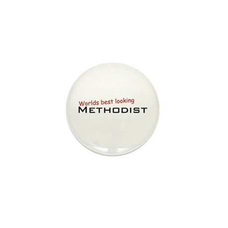 Best Methodist Mini Button