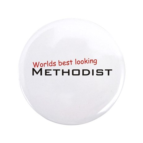 "Best Methodist 3.5"" Button"