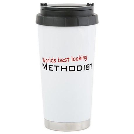Best Methodist Stainless Steel Travel Mug