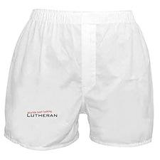Best Lutheran Boxer Shorts