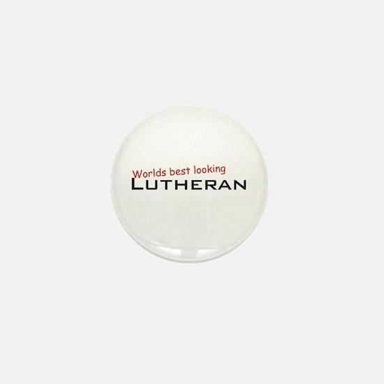 Best Lutheran Mini Button