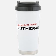 Best Lutheran Stainless Steel Travel Mug