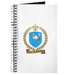HERON Family Crest Journal