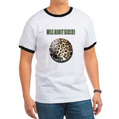 Wild About Soccer T