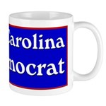 South Carolina Democrat Mug