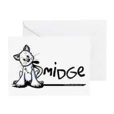 Smidge Kitten Greeting Cards (Pk of 20)