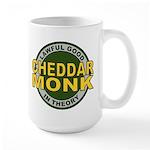 Cheddar Monk Large Mug
