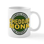 Cheddar Monk Mug