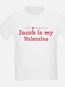 Jacob is my valentine T-Shirt