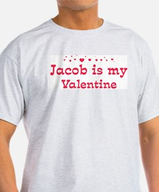 Jacob is my valentine T-Shirt
