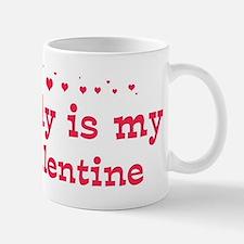Eddy is my valentine Mug