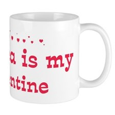 Chelsea is my valentine Mug