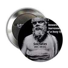 Socrates: Wisdom from Leisure Button