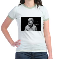 Socrates: Wisdom from Leisure T