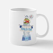 Cute Rocket man Mug