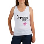 Preggo Heart Women's Tank Top