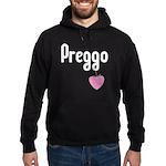 Preggo Heart Hoodie (dark)