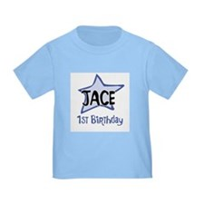 Jace with Back Design - T