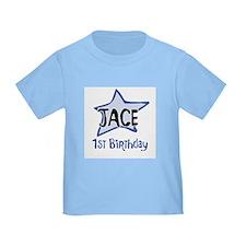 Jace with Back Design - T