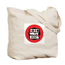 Poker-Who Says It's Just a Ga Tote Bag