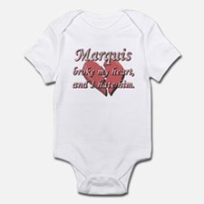 Marquis broke my heart and I hate him Infant Bodys