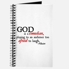 God is a Comedian Journal