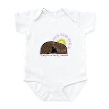 Welcome Back Jesus Infant Bodysuit