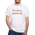 Joshua White T-Shirt