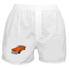 1968 Ford Mustang Fastback Boxer Shorts