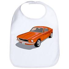 1968 Ford Mustang Fastback Bib