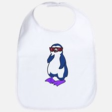Cool Penguin 2 Bib