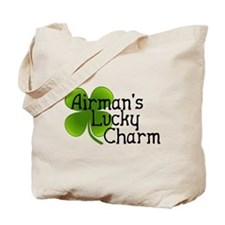Airman's Lucky Charm Tote Bag
